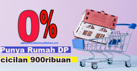 Ini Rumah Subsidi Terbaru DP 0%  di Bekasi Paling Dekat Ke Jakarta 2018