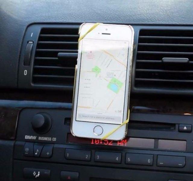 Otomobilinizde Telefon Aparatınız Yoksa