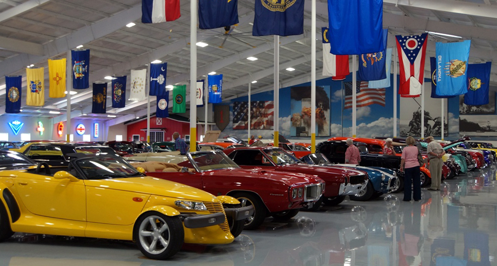 Just A Car Guy: the collection of Willis Johnson, and one of the ...