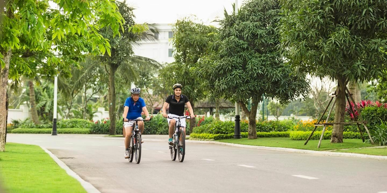 Quận Long Biên đi đầu về môi trường sống trong lành.