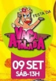 Agenda Shows Festa Vaca Atolada 2017 Setembro Dia 09