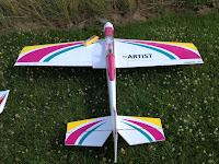 Avion de l'Association Air Modèles Club de Cheverny - 1