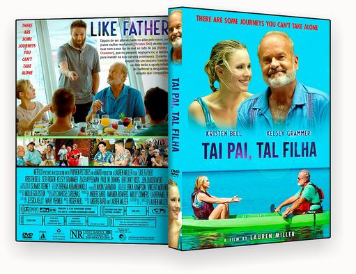 Tal Pai, Tal Filha 2018 Dublado – ISO – CAPA DVD