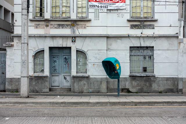 Lourenço Pinto 222 - Unidade de Interesse de Preservação - detalhe do térreo