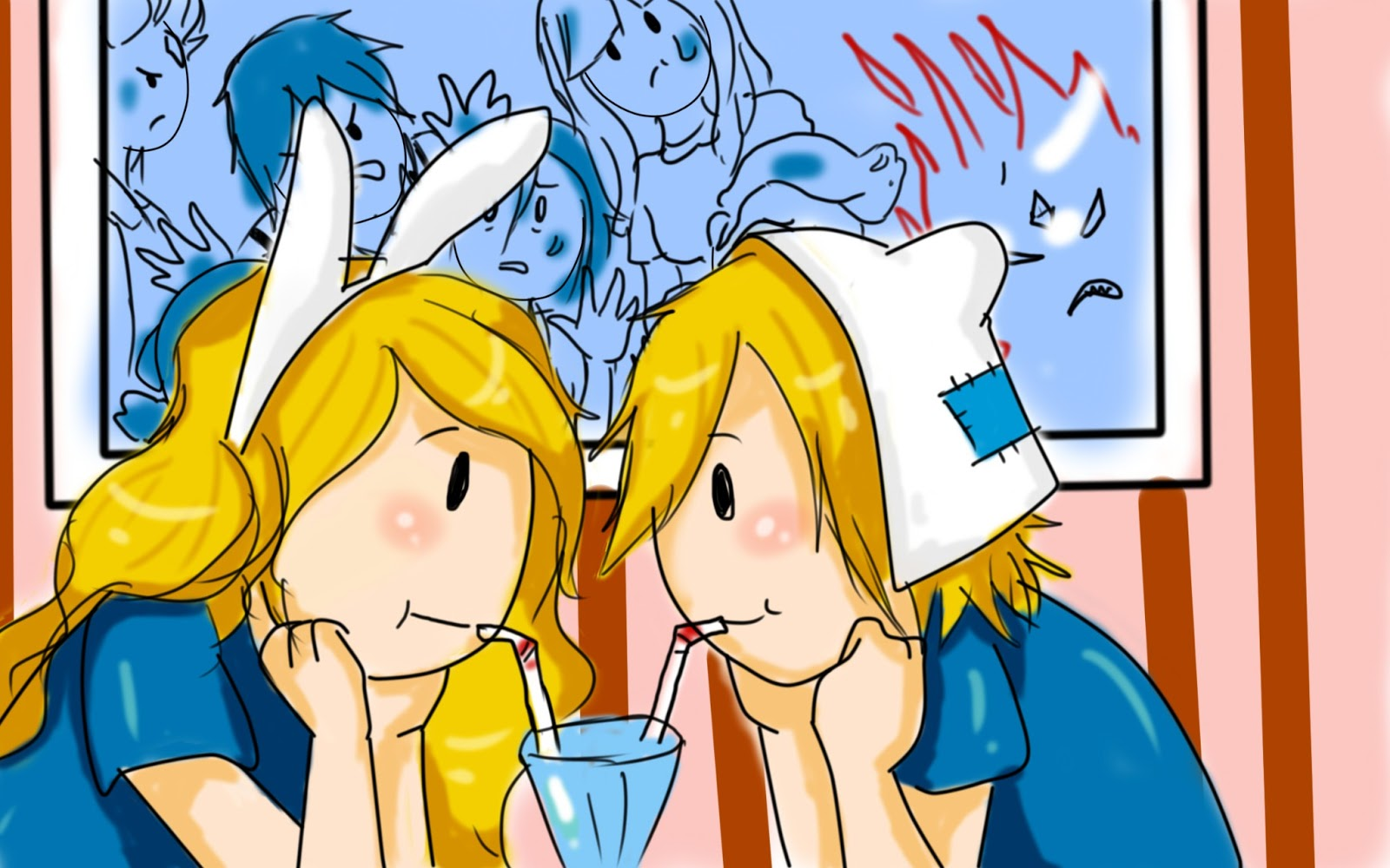 finn x fionna fanfiction - photo #8