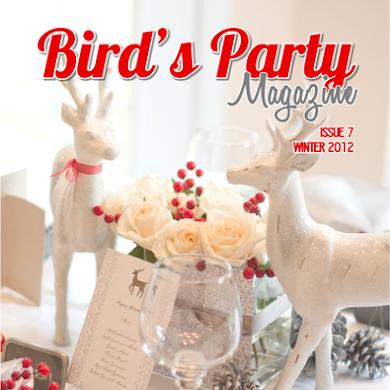 Bird's Party Magazine No. 7