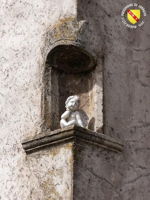 PULLIGNY (54) - Niche à l'ange