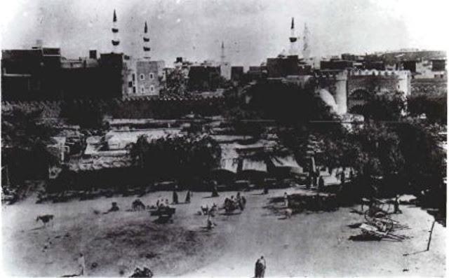 المدينة المنورة 1908م