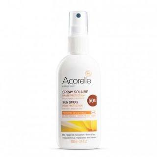Protector solar en Spray spf 30 de Acorelle
