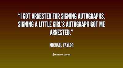 Good Autograph Quotes