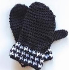 http://www.craftsy.com/pattern/crocheting/accessory/free-houndstooth-mittens-gloves-12-126/77651