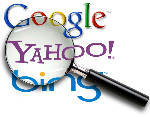 Top 20 Search Engines List