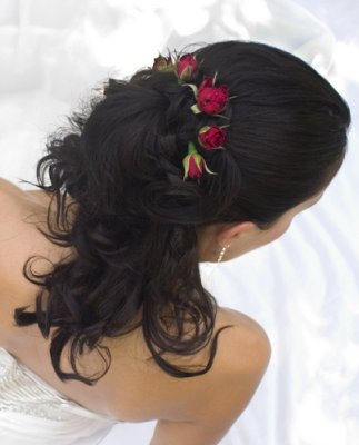 weddings ceremony indian wedding hairstyles