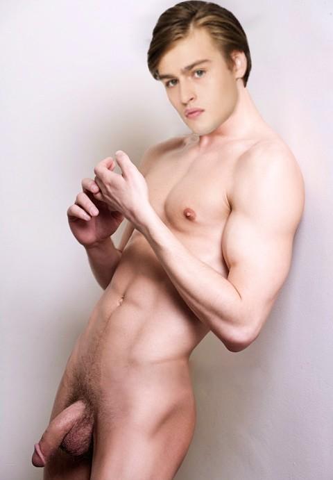celebrities douglas nude