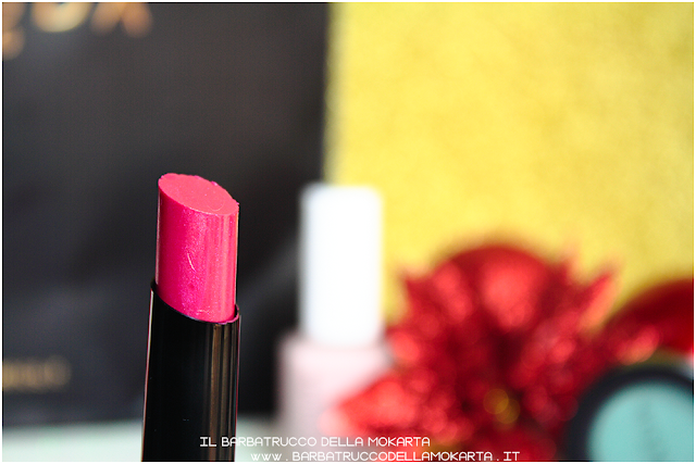 dahlia lipstick gloss mesauda n 406 recensione