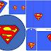 Símbolo de Superman: Mini Kit para Imprimir Gratis.