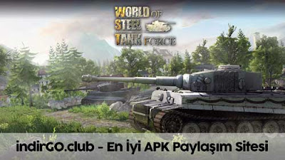 world of steel tank force hile apk