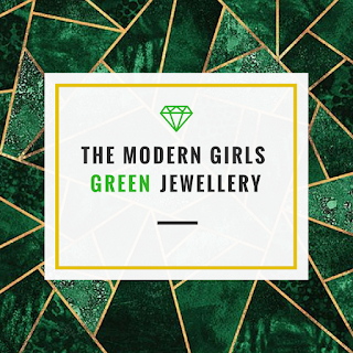 Modern Girls Green Jewellery - Jewellery Curated - Blog