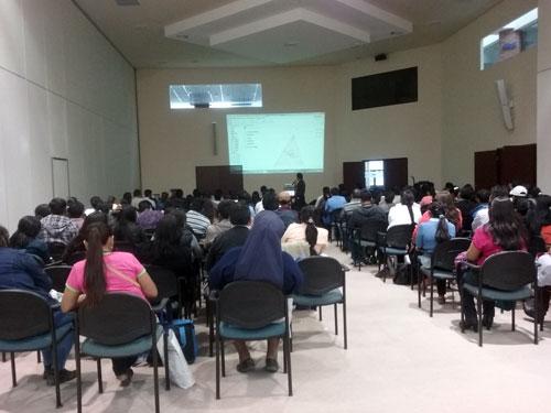Auditorio Centro Internacional de Convenciones y Cultura - Sucre