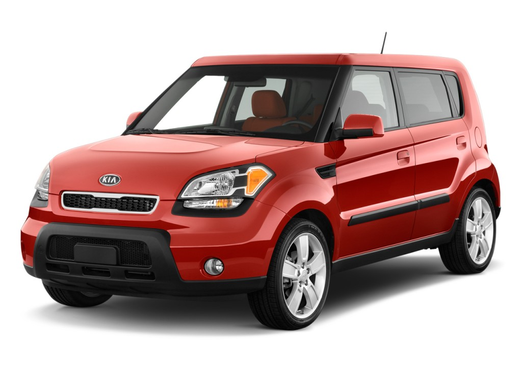 All Types Of Autos Kia Cars Red 2011