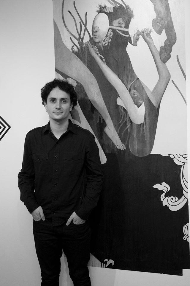 Por amor al arte: Joao Ruas