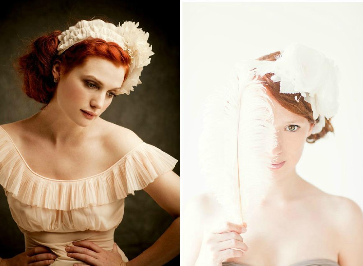 Redhead Brides 8