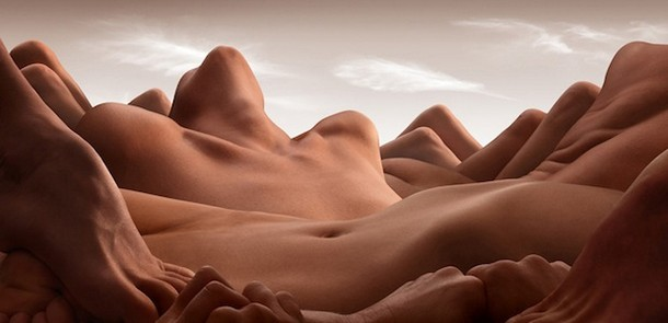Valley of the Reclining Women