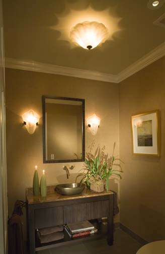 Randall Whitehead's Lighting Solutions: Lighting for the Bath