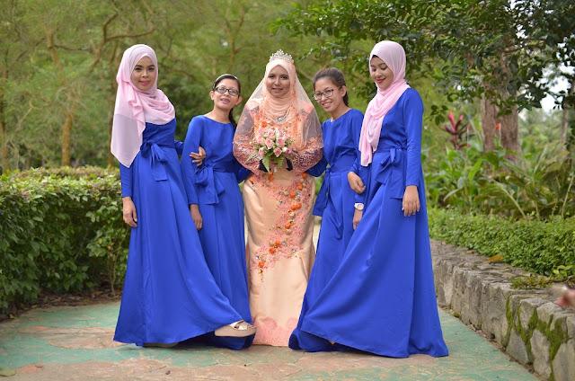 The Cosry Bridesmaid