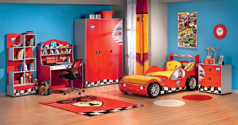 Mẫu thiết kế nội thất phòng ngủ trẻ em đẹp - mẫu tham khảo năm 2019