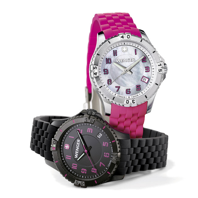 Wenger Squadron Lady Watch