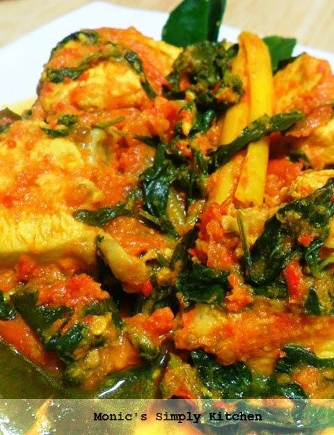 Resep Ayam Kemangi Pedas : resep, kemangi, pedas, Monic's, Simply, Kitchen