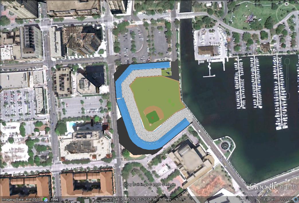YBOR CITY | Tampa Bay Rays Stadium | PRP - Page 41 ...
