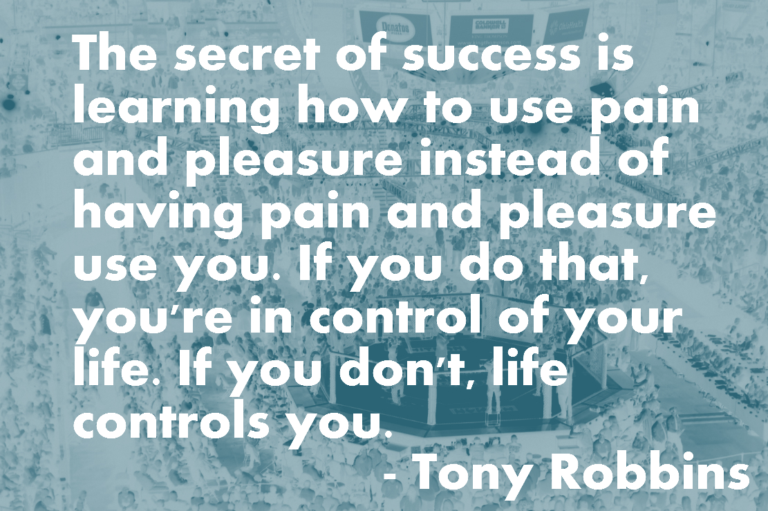Motivational Quotes with Pictures (many MMA & UFC): Tony
