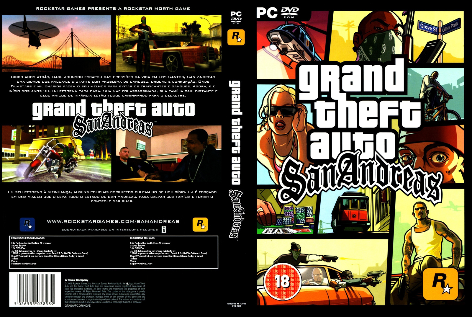 gta san andreas download pc completo gratis
