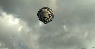 Balão Cai em Toledo Giro Icaraima