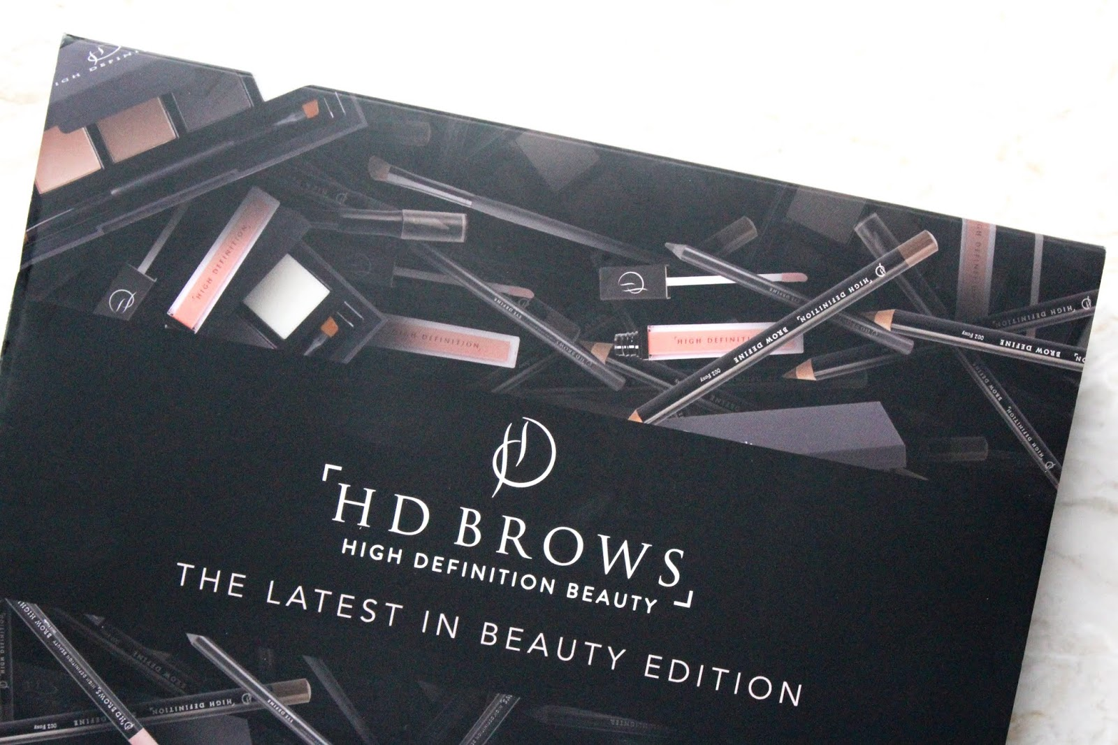 Latest in Beauty x HD Brows