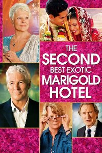 Watch The Second Best Exotic Marigold Hotel Online Free in HD