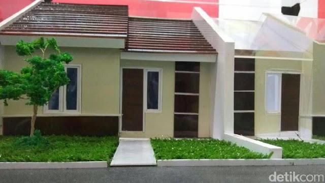 BI Izinkan Beli Rumah Pertama Tanpa DP