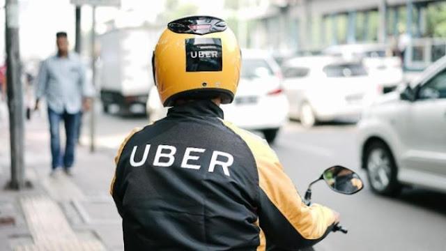 Cara Daftar Uber Motor Secara Online Terbaru