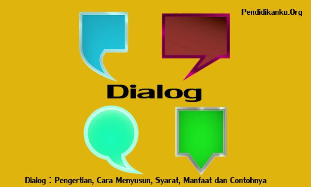 Dialog Interaktif Pengertian Cara Menyusun Syarat Manfaat Dan