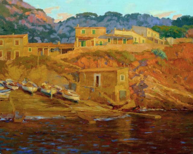 Vicente Herrero Catala, Mallorca en Pintura