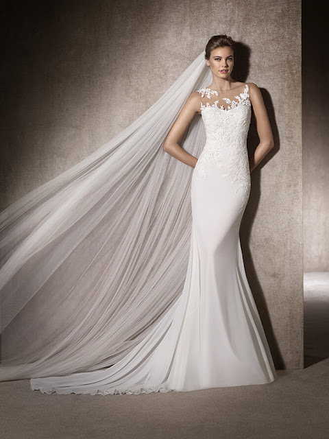 vestido de noiva st patrick 2017