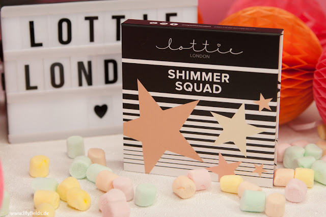 Shimmer Squad Highlighter Palette