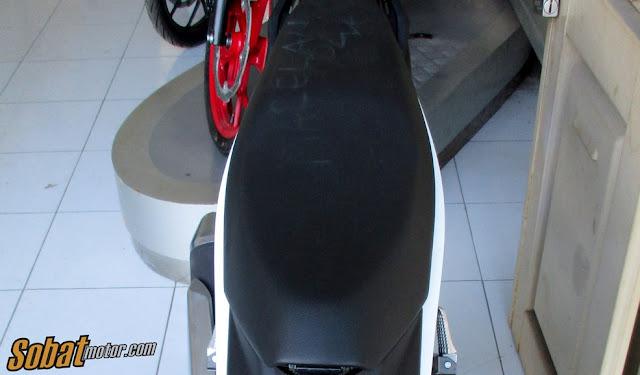Tes ergonomi statis All New Suzuki Satria F150 Injeksi . .