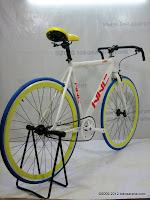 C 700C NNC Alumunium Alloy Frame Fixed Gear Bike