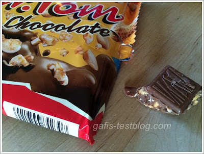 Original  Mr.Tom Chocolate mit Erdnüssen