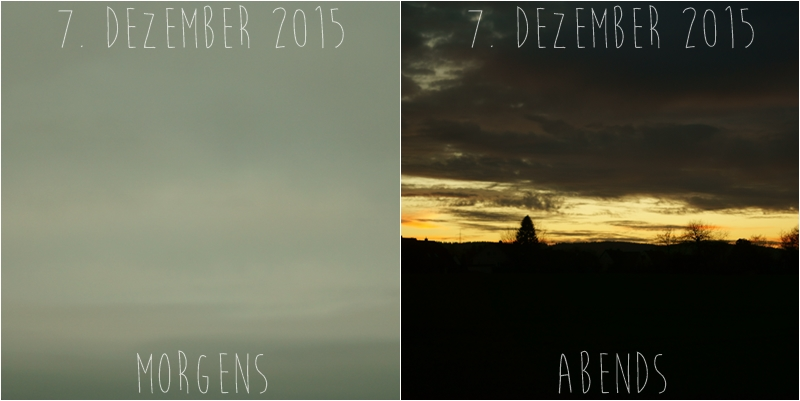 Blog + Fotografie by it's me! - Himmel am 7.12.2015