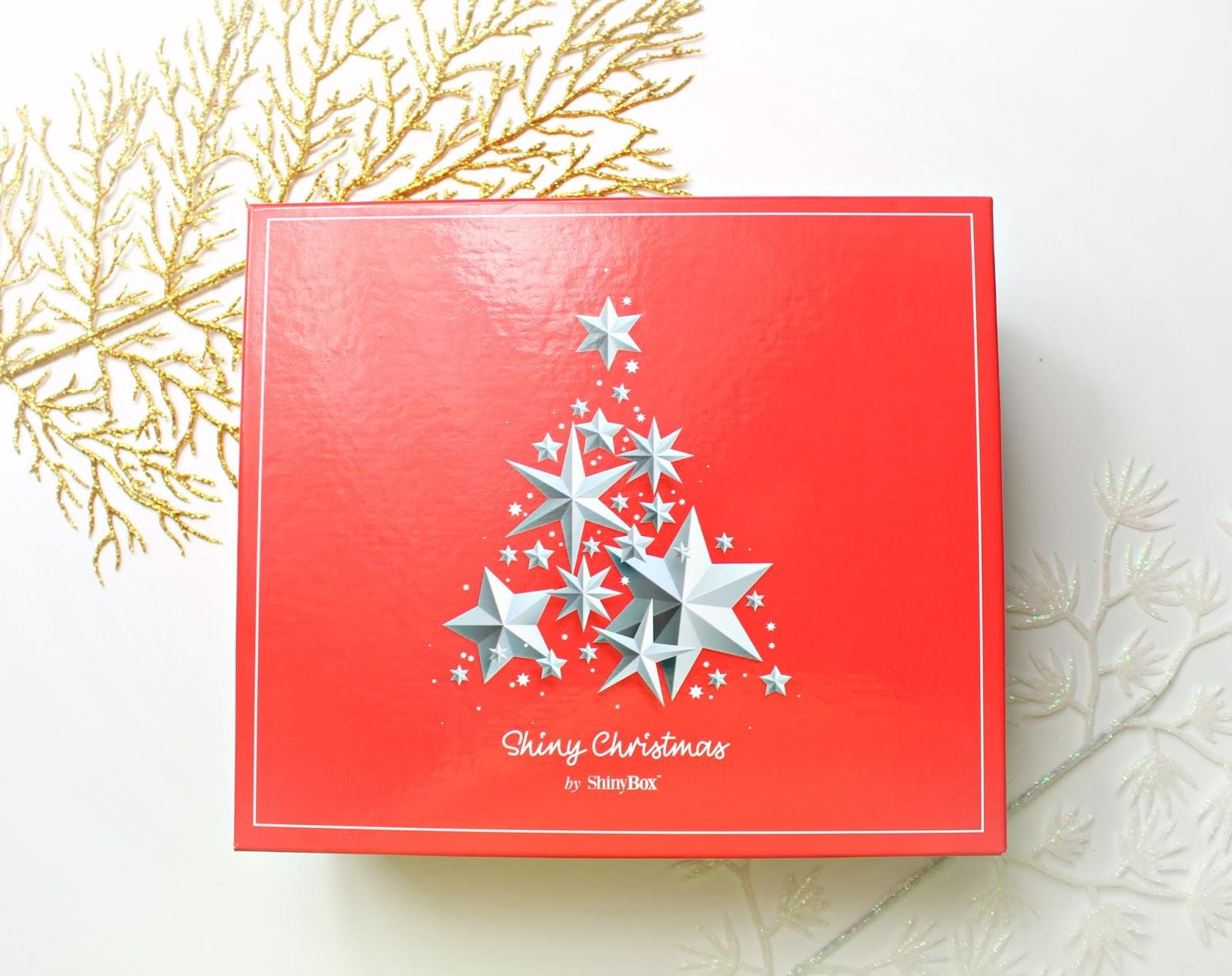 SHINY CHRISTMAS - openbox pudełka SHINYBOX - GRUDZIEŃ 2018