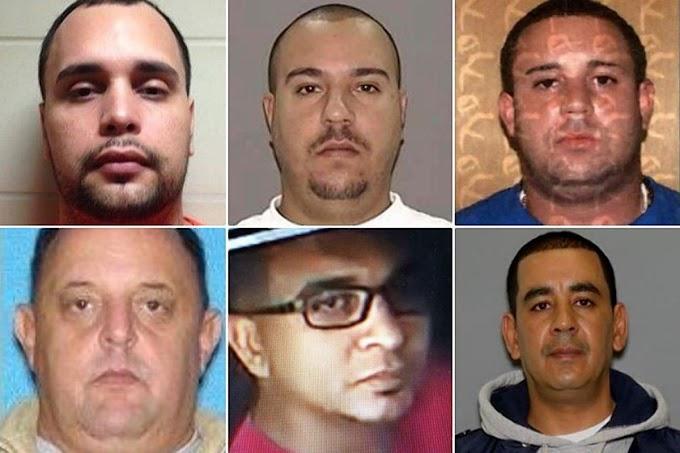 Catorce presuntos narcos criollos detenidos en Manchester por mover millones en tráfico de heroína